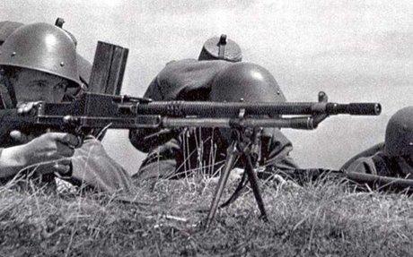 List of common World War II infantry weapons - Wikipedia