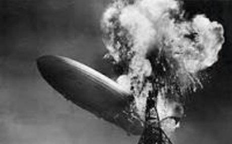 The Hindenburg disaster - May 06, 1937 - HISTORY.com