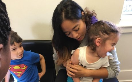 Parents can help minimize children's pain from vaccinations, study says