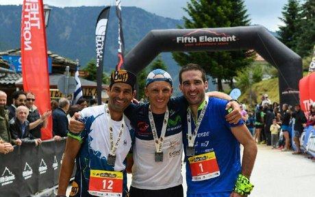 Karl Egloff gana el Ursa Trail en Metsovo - La Hora