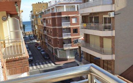 Pen leilighet kun 100 meter fra stranden i Torrevieja - 89900.- euro