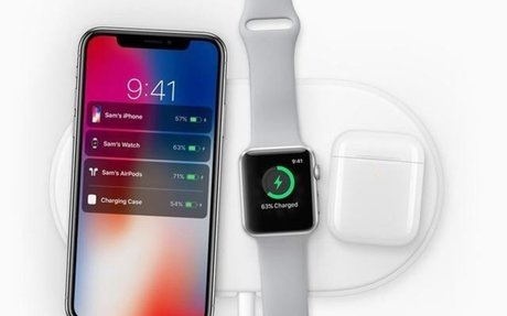 Apple's AirPower wireless charger to launch by end of March