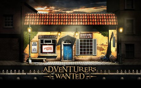 Adventurers Wanted