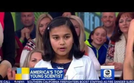 America's Top Young Scientist - Gitanjali Rao