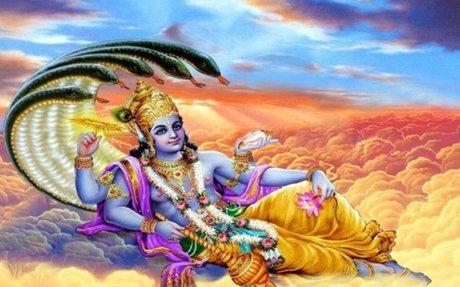 09th JULY 2018 Yogini Ekadashi: Day of Vishnu