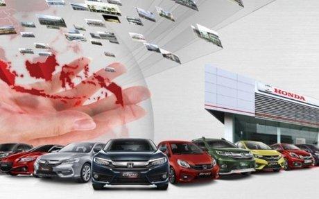 Harga Mobil Honda Makassar 2018 Terbaru - Honda Makassar