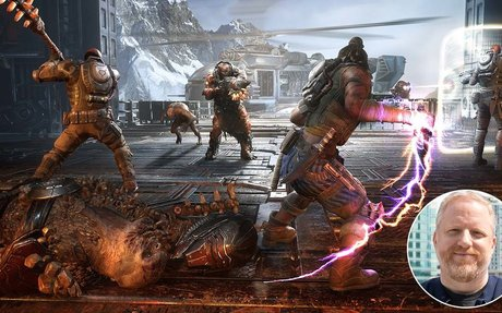 """'Gears 5' Studio Head Plans to """"Grow and Flourish"""" Franchise With Film, Comics, Games"""