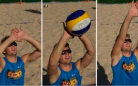 How to Play Beach Volleyball