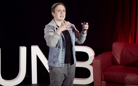 They who? | Lee Thomas | TEDxUNB