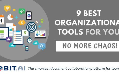 9 Must Have Organizational Tools For Every Company - Bit Blog