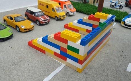 Ideas for Building a Lego bridge