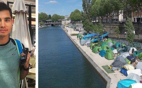 KULTUR: Hit flyr pojkarna Sverige slänger ut