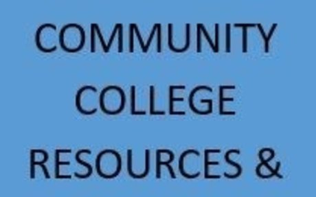 Community College Resources & Publications – For Community Colleges