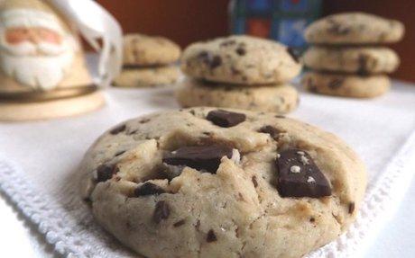 Csokidarabos keksz recept aranytepsi konyhájából - Receptneked.hu