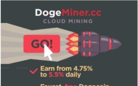 Dogeminer.cc - Invest like rich