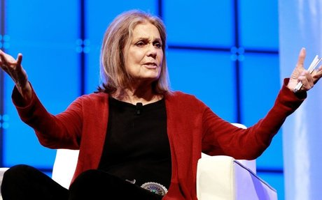 Gloria Steinem's message to women and girls: Act like a cat