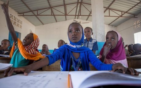 UN refugee chief praises Djibouti new refugee laws