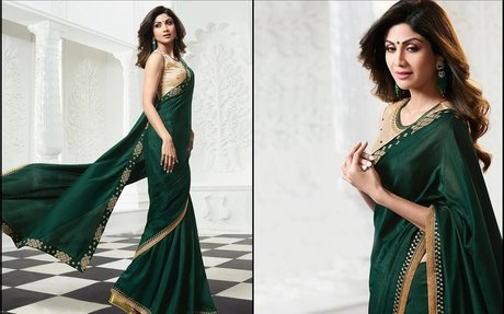 Top 20 New And Latest Saree Designs | Bollywood Sarees Designs - StyleOfLady