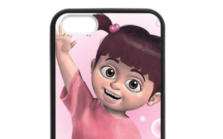 Monsters Inc Boo phone case for iPhone 4s 5s 5c 6 6s Plus iPod touch 4 5 6 Samsung Galaxy