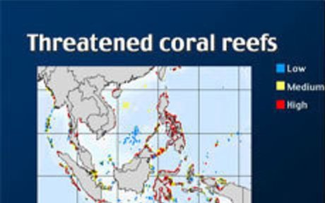 Humans threats to the reef, The Great Barrier Reef