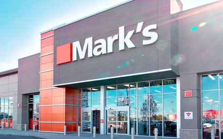 Mark's Rebrands to Attract New Customers