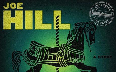 Joe Hill is creating a Vinyl First Audiobook