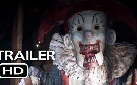 Krampus Official Trailer #1 (2015) Adam Scott, Toni Collette Horror Movie HD
