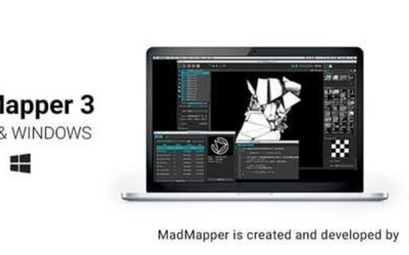 MadMapper  The Mapping software