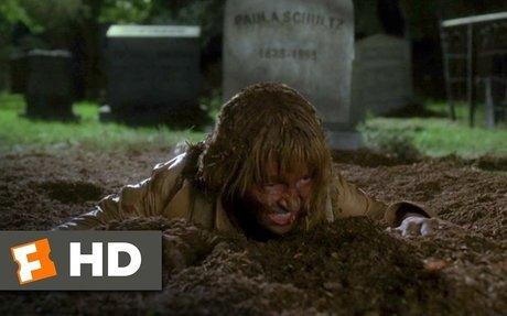 Kill Bill: Vol. 2 (5/12) Movie CLIP - Out of the Grave (2004) HD