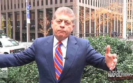 Napolitano: The American flag and free speech