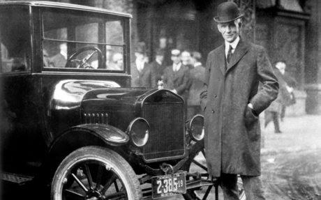 2. Henry Ford