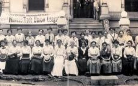 4. Women's Trade Union League   American organization