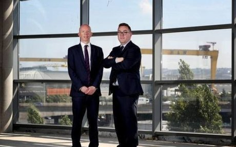Un nouveau cenre de médiation des avocats à Belfast (en anglais)
