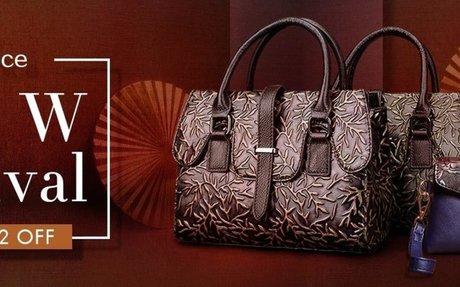 Brenice Leather Bags Brand, Vintage Designer Handbags For Women - NewChic