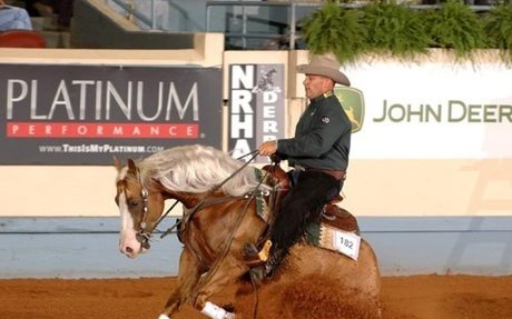 Reining: USEF Memo to Junior and Young Rider Reining Athletes