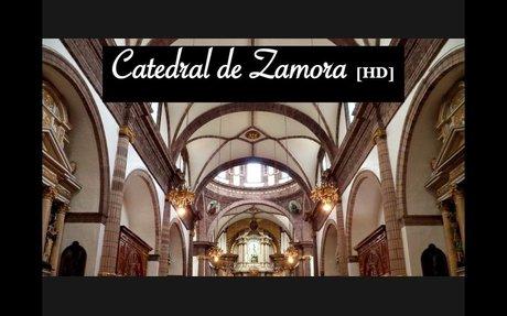 Catedral de Zamora, Michoacán [HD]