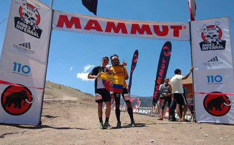 Karl Egloff y Nicolás Miranda ganaron el Andes Infernal