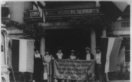The Women's Rights Movement, 1848–1920 | US House of Representatives: History, Art & Archi