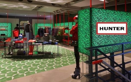 Hunter to Open 1st North American Location in Toronto [Photos]