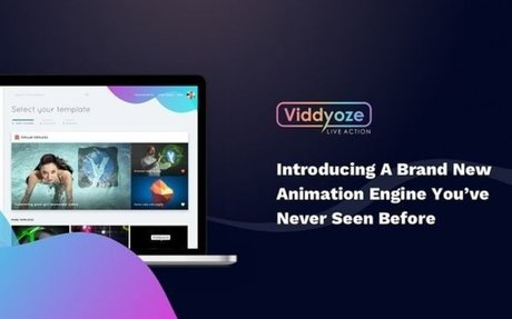 Want to create amazing animations and videos?Viddyoze is a web based in-video animation