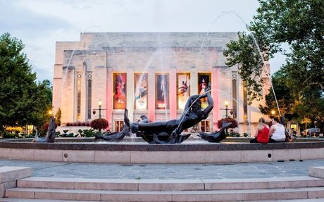 IU Bloomington ranks as one of the most beautiful campuses in the U.S.