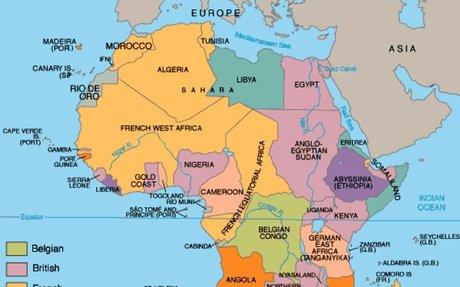 1750-1914 - Imperialism in Africa