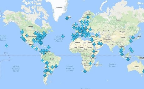 Itt a világ összes repterének WiFi jelszava | 24.hu