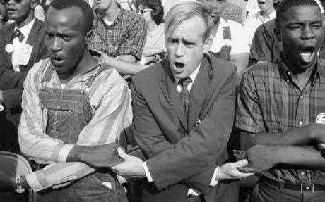 Civil Rights Movement Outcome (Focus on Image)