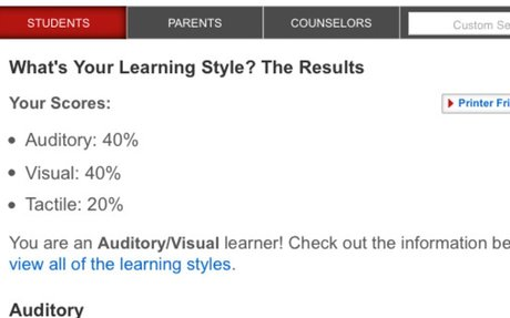 auditory learners video - Bing video