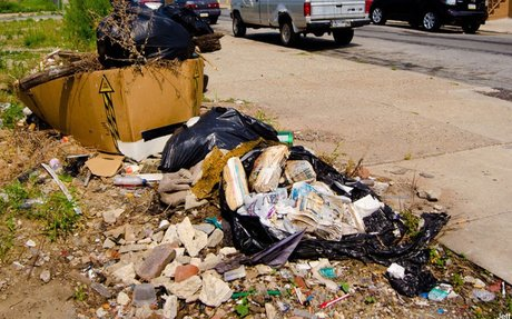 Kenney Creates Trash Cabinet to Make Philly Cleaner … by 2035