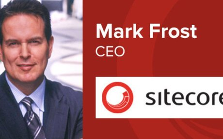 Exclusive Interview with New Sitecore CEO, Mark Frost