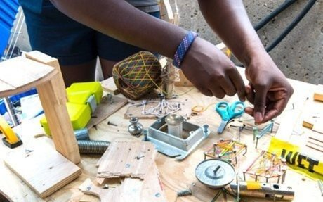 Starting a School Makerspace from Scratch