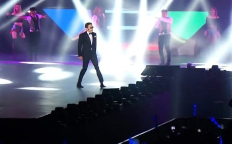 160130 RAIN - THE SQUALL in Hong Kong - Instead of Saying Goodbye [Fancam-33]
