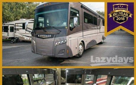 Winnebago Horizon Motorhome | Class A RV | Lazydays